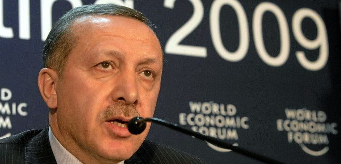 'Gaza: The Case for Middle East Peace':  Recep Tayyip Erdogan