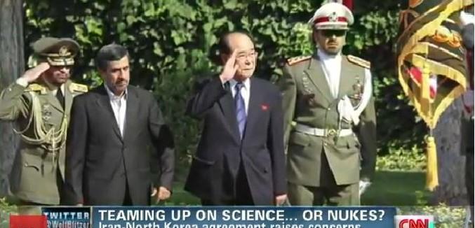 North Korea Iran 678