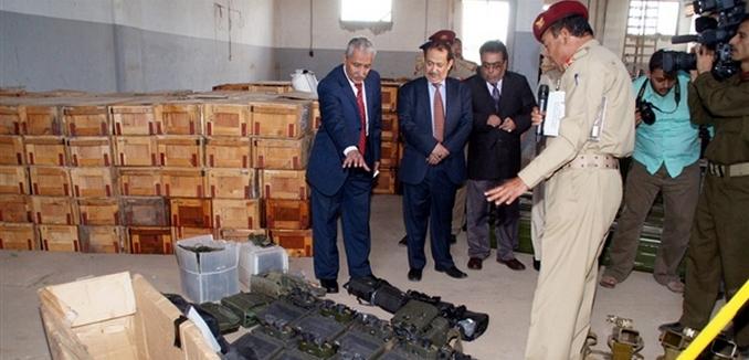 2013-02-11 TT - YemenIran