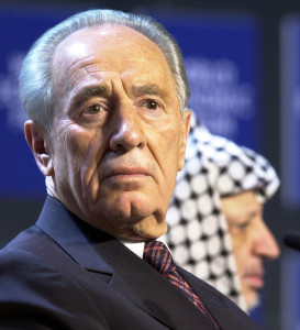Israeli President Shimon Peres. Photo: World Economic Forum/Remy Steinegger