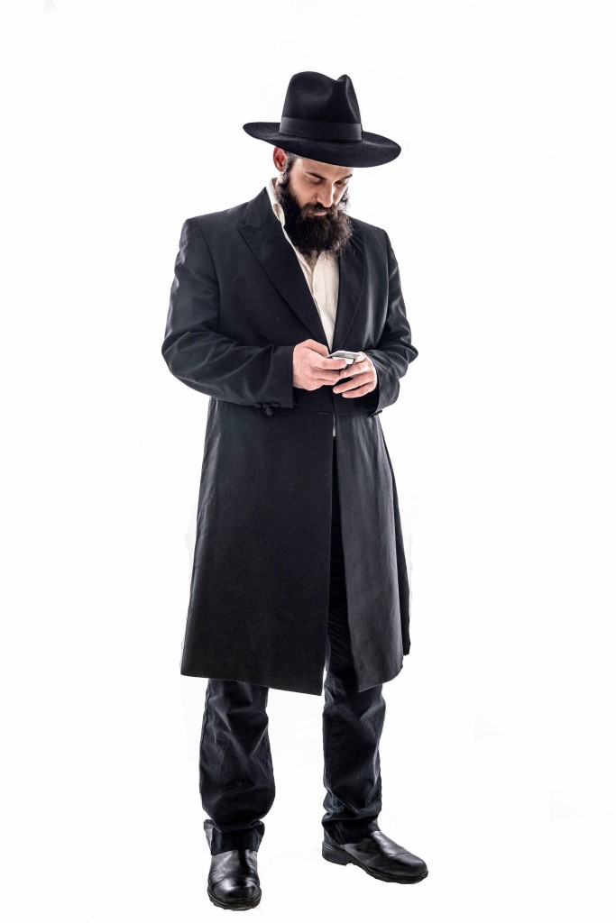 Clothes—or more generally, appearance—play an important role in the mindset of a religious Jew, says Adi Tadmor. Photo: The Tower/Aviram Valdman