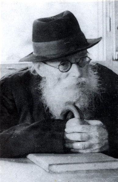 "Rabbi Avrohom Yeshaya Karelitz, known as the ""Hazon Ish."" Photo: wikimedia"