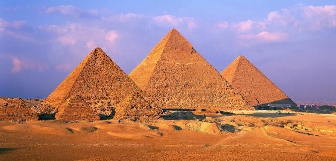 pyramids 678