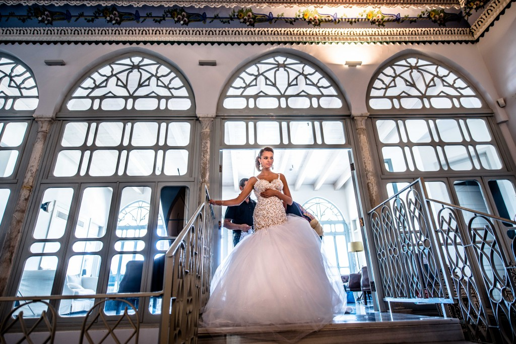 Wedding at the Effendi. Photo: Aviram Valdman / The Tower