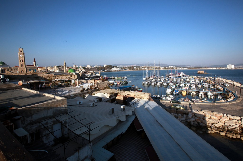 Port of Acre. Photo: Yossi Zamir/Flash90