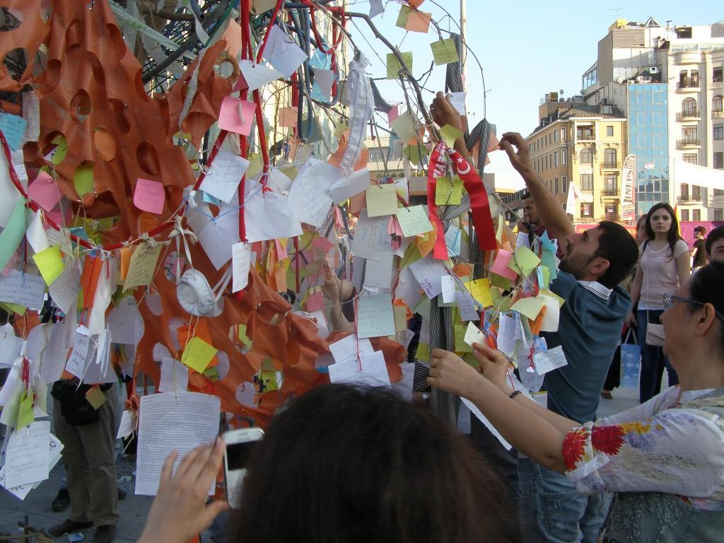 Gezi tree
