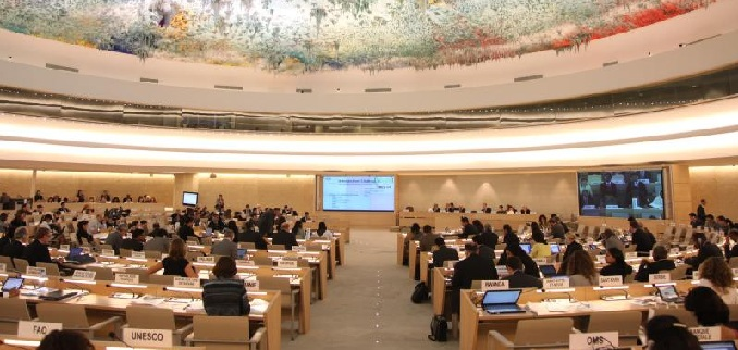 Human Rights Council 14th of June 2010