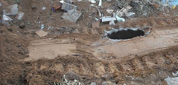 gaza tunnels 678