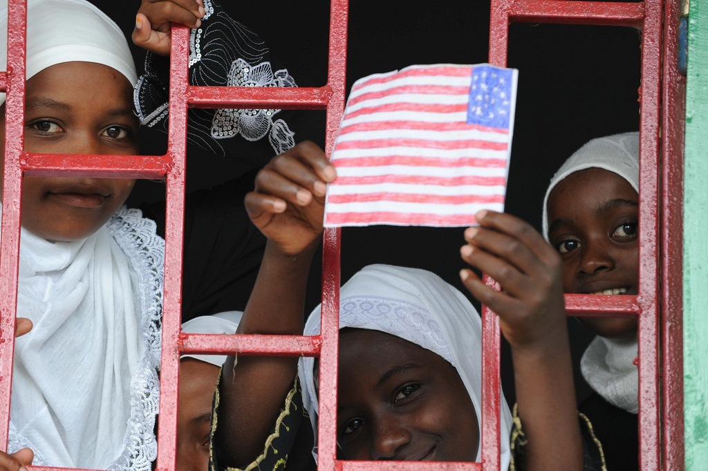 In Comoros, American humanitarian efforts trump Iran's gains. Photo: DVIDSHUB / flickr