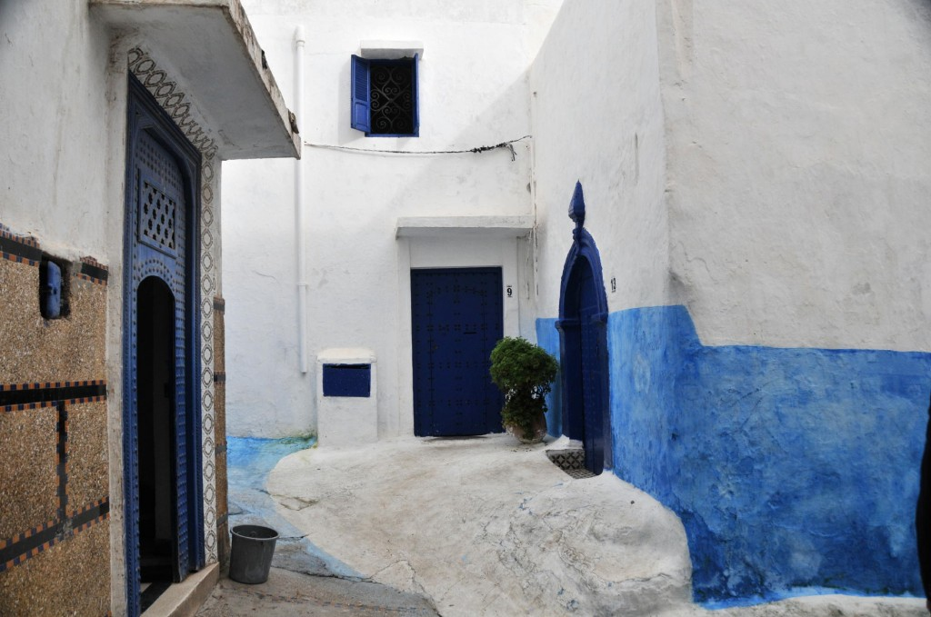 Casbah in Rabat. Photo: Michael J. Totten
