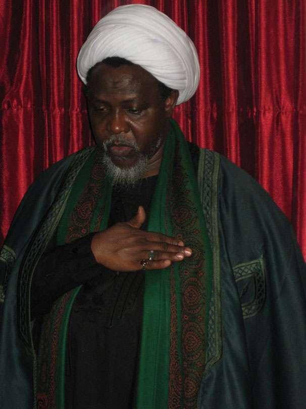 Sheikh Ibrahim Zakzaky. Photo: Tajo Malli / Wikimedia