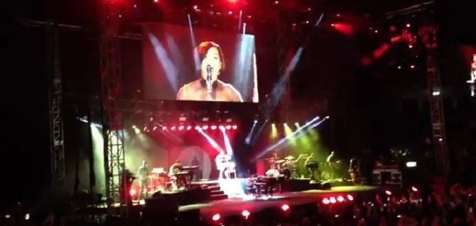 alicia keys in israel 678