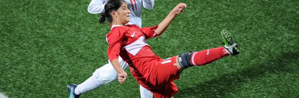Turkey vs Iran. Photo: Singapore 2010 Youth Olympic Games / flickr