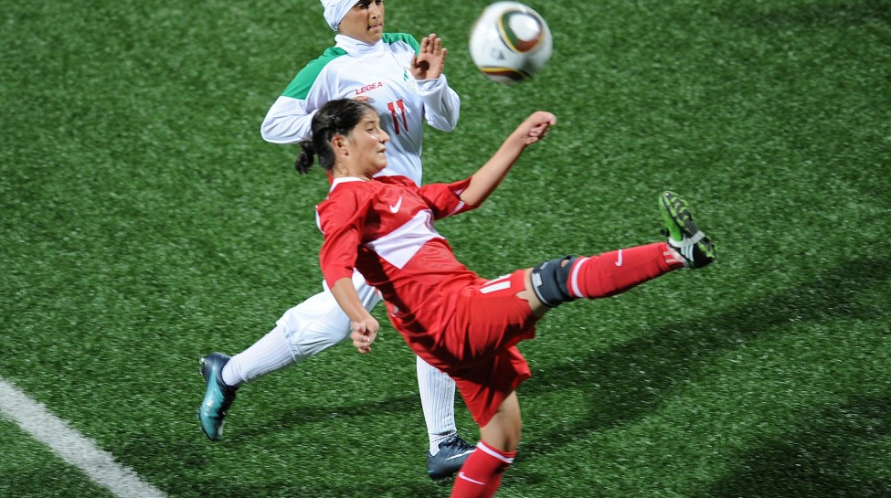 Turkey vs Iran. Photo: Singapore 2010 Youth Olympic Games / flickr