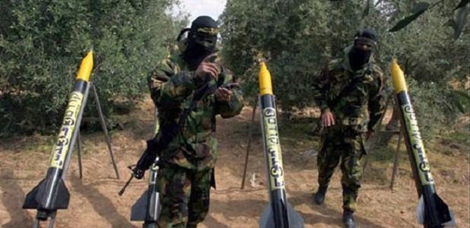 hamas rockets 678