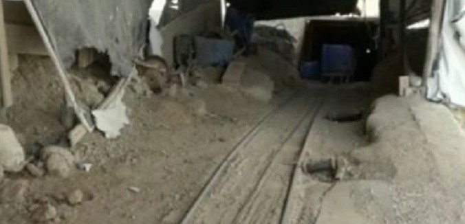 hamas tunnels 678
