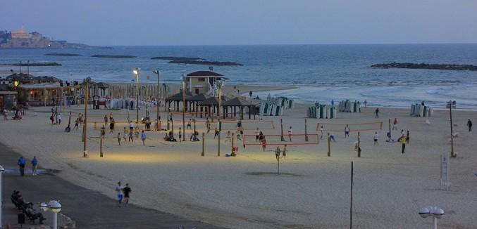 tel aviv beach 678