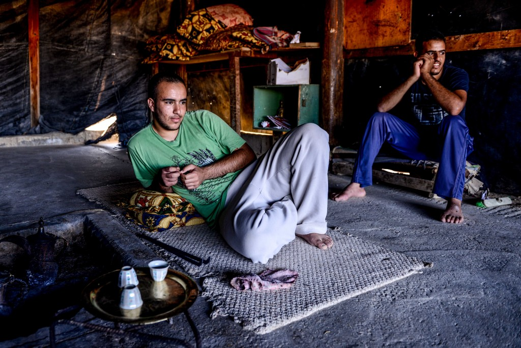 Bedouin. Photo: Aviram Valdman