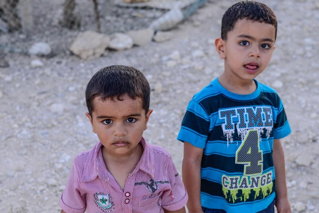 Bedouin: Aviram Valdman