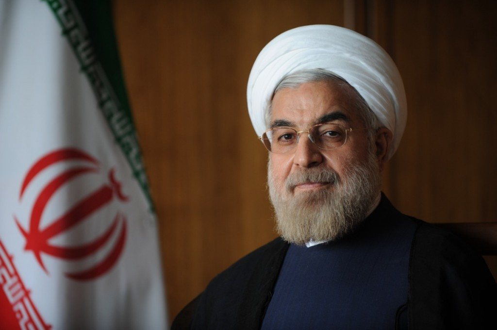Hassan Rouhani, Iran's new president, has a history of confusing the West. Photo: Wikimedia