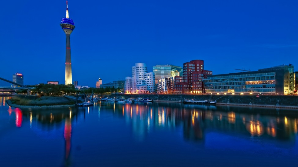 dusseldorf harbor cred U Kersting slash flickr
