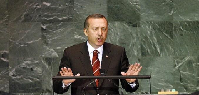 erdogan blames israel for 'coup' 678