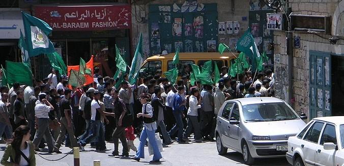 hamas rally 678