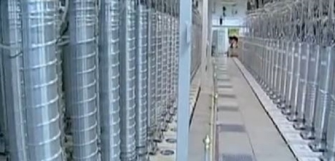 iran centrifuges 678