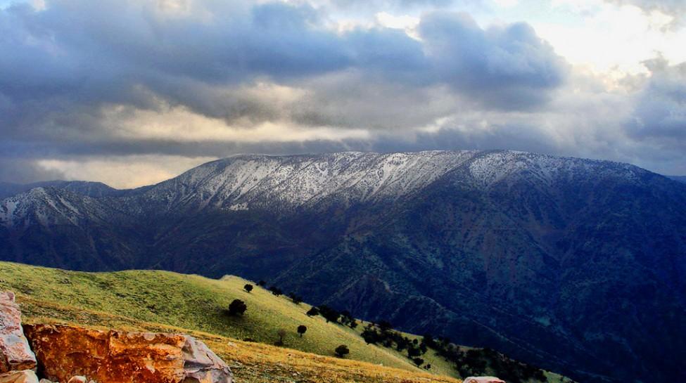 mountain kurdistan photo flickr