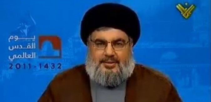 nasrallah israel is cancerous growth 678