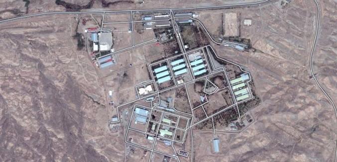 parchin facility 678
