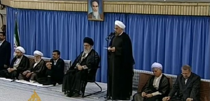 rouhani pledges support for syria 678