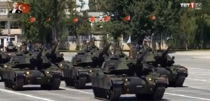turkey military 678