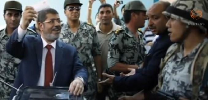 Egypt bans the MB