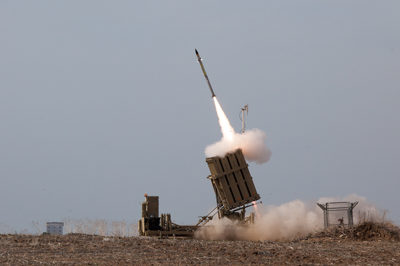 Iron Dome has meant a strategic-level shift in Israel's favor. Photo: Israel Defense Forces