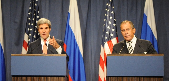 Kerry and Lavrov