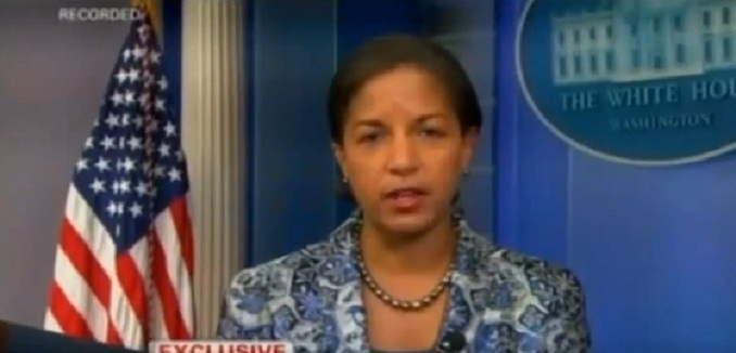 Susan Rice on Iran enrichment