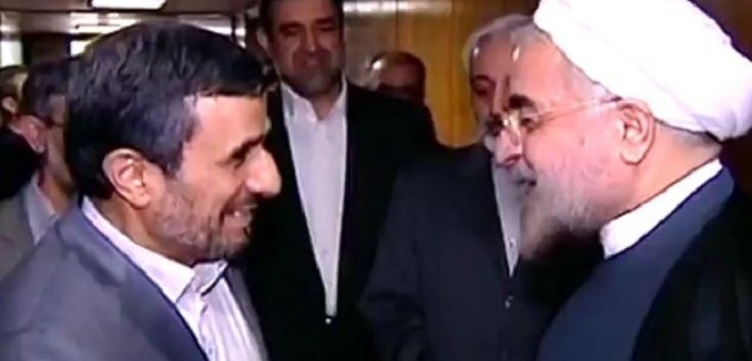 rouhani and ahmadinejad 678