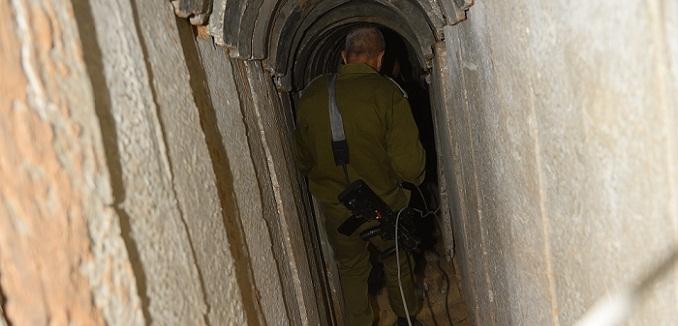 Hamas terror tunnel 2