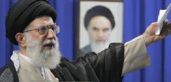 Iran rift