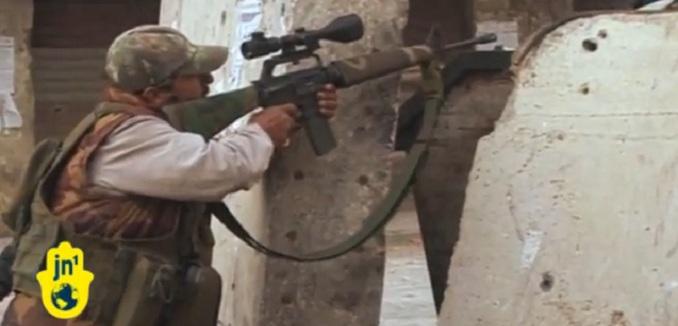 Tripoli violence