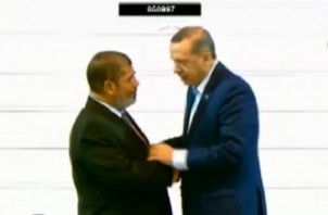 Erdogan and Morsi