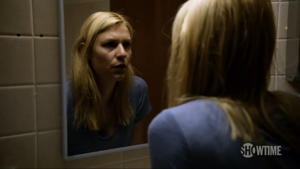 A clip from the award-winning Homeland, adapted from an Israeli TV show. Photo: Homeland / YouTube