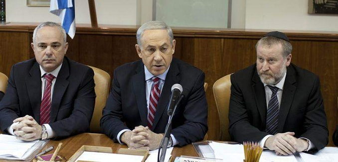 Netanyahu ministers