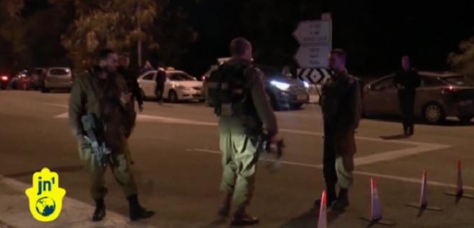IDF sniper shooting