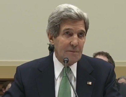 Kerry faces skeptical House