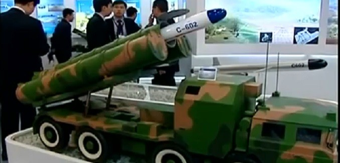 chinese missile