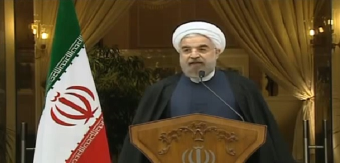 Rouhani denies concessions made