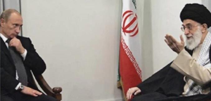 Russia Iran oil deal