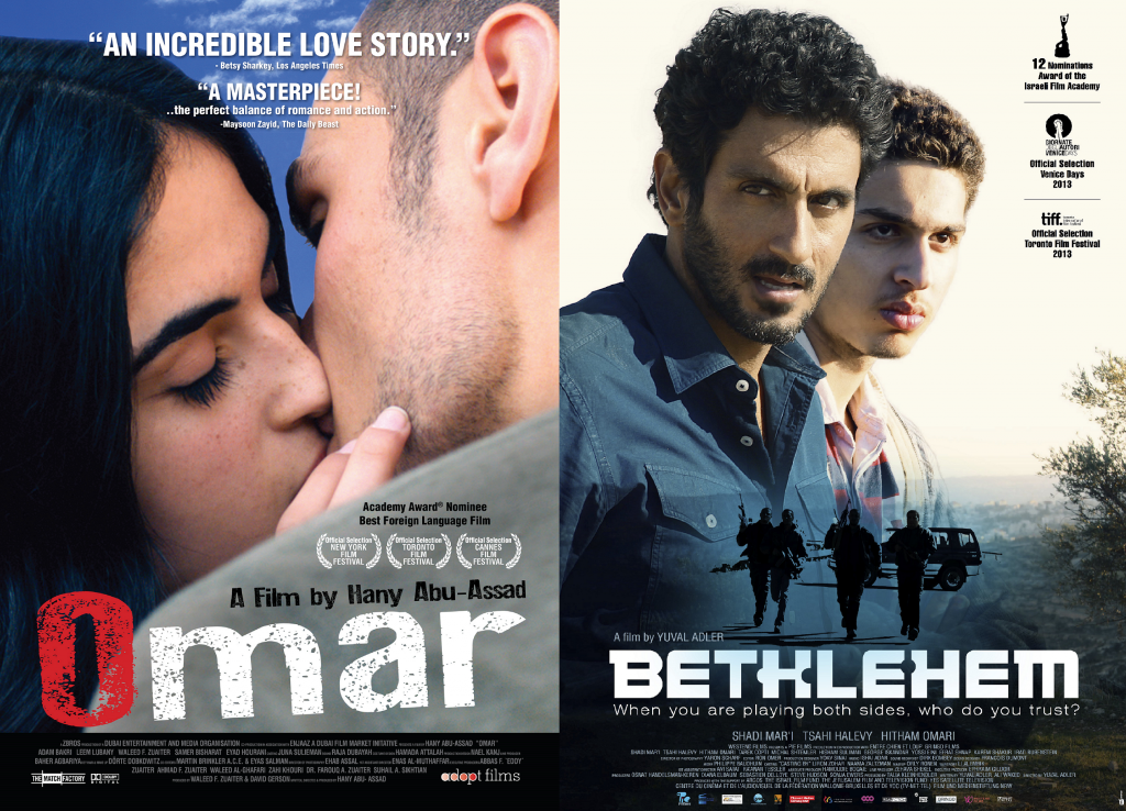 Double movie posters cropped